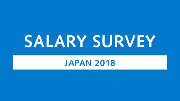 Robert Walters European Salary Survey 2018